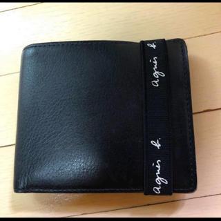 アニエスベー(agnes b.)のアニエス・ベー 二つ折り財布(折り財布)