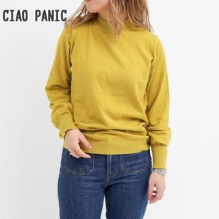チャオパニック(Ciaopanic)のCIAOPANIC チャオパニック プチハイネックニット 新品未使用(ニット/セーター)