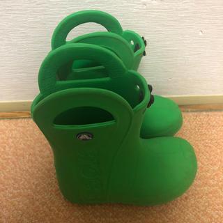 crocs - クロックス長靴