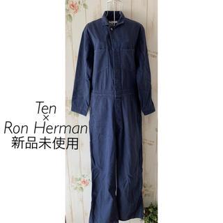 ロンハーマン(Ron Herman)の【新品未使用】Ten×Ron Hermanオールインワン ジャンプスーツ XS(オールインワン)