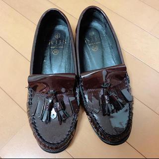 イエナスローブ(IENA SLOBE)のAJJS タッセルローファー(ローファー/革靴)
