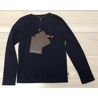 ルイヴィトン(LOUIS VUITTON)のLouis Vuitton モノグラムフラワー長袖Tシャツ キッズ(Tシャツ/カットソー)