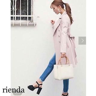 rienda - rienda トレンチコート☆