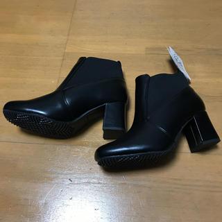 シマムラ(しまむら)のプチプラのあや サイドゴアブーツ(ブーツ)
