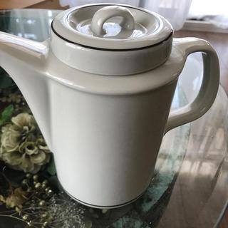 アラビア(ARABIA)のアラビア フェニカ コーヒーポット ヴィンテージ(食器)