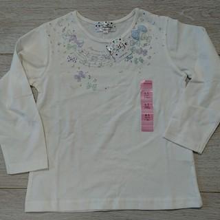 マザウェイズ(motherways)のマザウェイズ 110㎝ 長袖 新品タグつき(Tシャツ/カットソー)