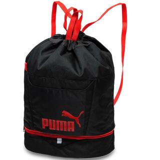 PUMA - 新品タグ付きpumaプーマ スイムバッグリュック 赤×黒