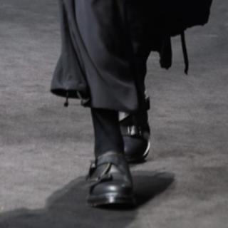 ヨウジヤマモト(Yohji Yamamoto)の【Tshot様専用】ドクターマーチン ヨウジヤマモト  UK8(ドレス/ビジネス)