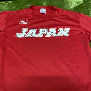 MIZUNO - 日本代表 Tシャツ
