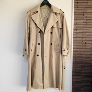UNUSED - 18AW UNUSED big trench coat トレンチコート 3