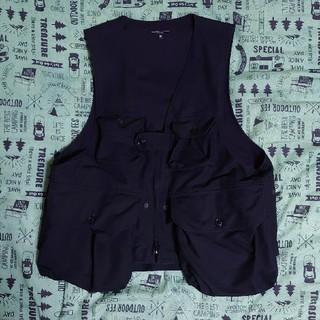 Engineered Garments - Engineered Garments 19AW GAME VEST
