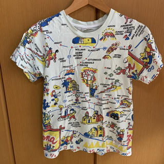 ニードルワーク Tシャツ