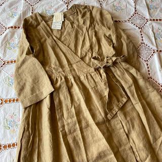ネストローブ(nest Robe)のFABRIC'S リネン カシュクール ワンピース(ロングワンピース/マキシワンピース)