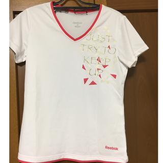 リーボック(Reebok)の⭐️Tシャツ⭐️サイズM リーボック(Tシャツ(半袖/袖なし))