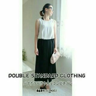 ダブルスタンダードクロージング(DOUBLE STANDARD CLOTHING)のダブスタ オールインワン サイズ36(オールインワン)