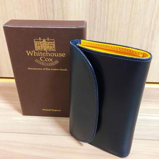 ホワイトハウスコックス(WHITEHOUSE COX)のホワイトハウスコックス 三つ折り財布 ユナイテッドアローズ別注(折り財布)
