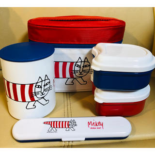 Lisa Larson - リサラーソン マイキー 保温ジャー ランチボックス お弁当箱 未使用