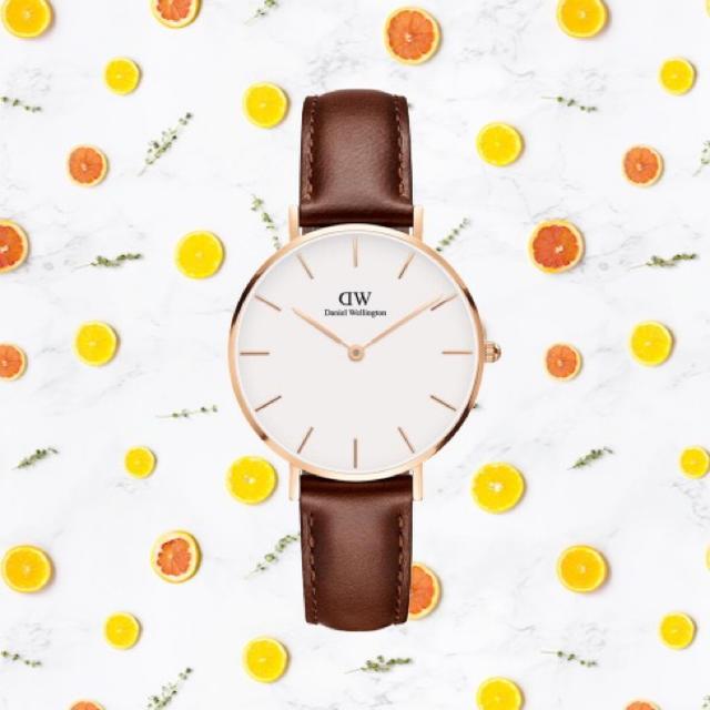 経営者 時計 ロレックス 、 Daniel Wellington - 安心保証付き【28㎜】ダニエル ウェリントン腕時計 DW00100231の通販