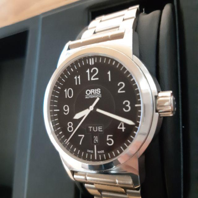スーパー コピー ロレックス人気直営店 、 ORIS - [期間限定値下げ]ORISオリスBC3スポーツマン自動巻きメンズ時計の通販