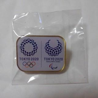 東京オリンピック2020 ピンバッジ 新品 未開封 未使用品