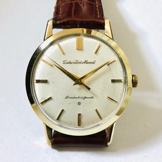 セイコー(SEIKO)のSEIKO LORD MARVEL セイコー ロードマーベル 23石 SD文字盤(腕時計(アナログ))