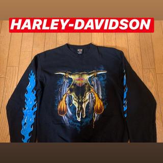 Harley Davidson - ハーレーダビッドソン 古着 スウェット トレーナー