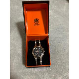セイコー(SEIKO)のSEIKO WIRED 腕時計(腕時計(アナログ))