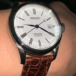 セイコー(SEIKO)のセイコー sarx049 琺瑯モデル (腕時計(アナログ))
