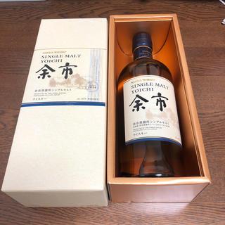 ニッカウイスキー(ニッカウヰスキー)の余市 700ml ×1本(ウイスキー)