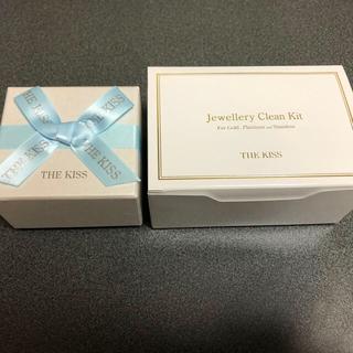 ザキッス(THE KISS)のthe kiss リング& jewellery clean kitセット(リング(指輪))