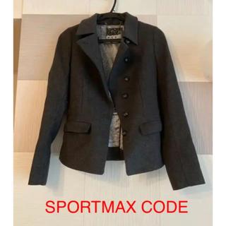 マックスマーラ(Max Mara)のSPORTSMAX CODE ジャケット(テーラードジャケット)
