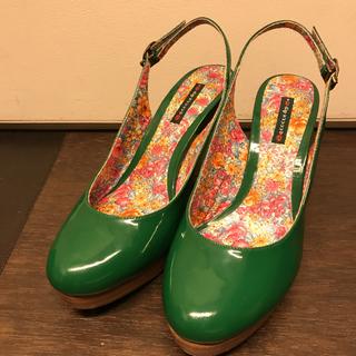 COCUE - コキュ ヒール靴