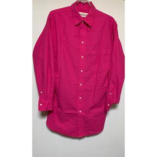 シンゾーン(Shinzone)のshinzone regular collar shirt(シャツ/ブラウス(長袖/七分))