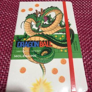 ドラゴンボール(ドラゴンボール)のモレスキン ノート ブック 限定版 ドラゴンボール ラージサイズ 神龍 横罫 (ノート/メモ帳/ふせん)