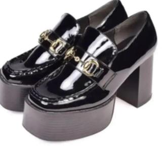 エブリン(evelyn)のevelyn ビット付きローファー(ローファー/革靴)
