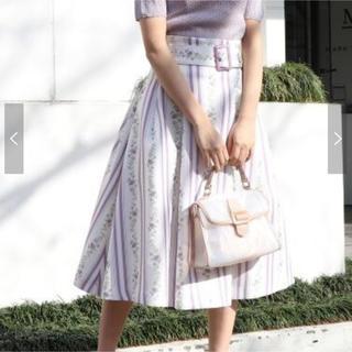 ダズリン(dazzlin)のお値下げ ダズリン ♥ スカート(ひざ丈スカート)