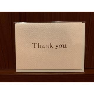 Thank You レター/メッセージカード 3枚セット(カード/レター/ラッピング)