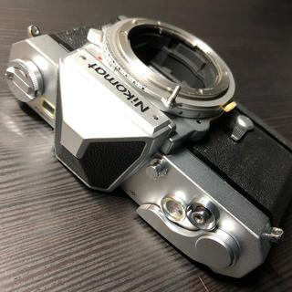 ニコン(Nikon)のNikomat FT シルバー(フィルムカメラ)