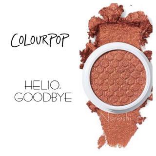 colourpop - colourpop🦄 Helio, goodbye