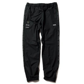 エフシーアールビー(F.C.R.B.)の黒S fcrb 20ss ストレッチサイドラインパンツ ズボン ブリストル 新品(その他)