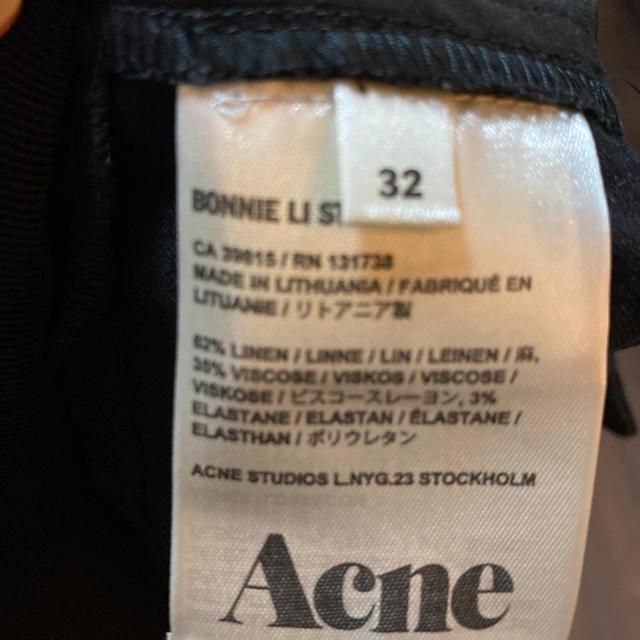 ACNE(アクネ)のacne studios ショートパンツ レディースのパンツ(ショートパンツ)の商品写真