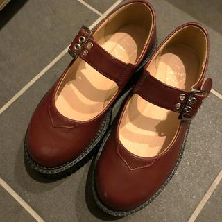 アンクルージュ(Ank Rouge)のJamieエーエヌケー 厚底靴(ローファー/革靴)