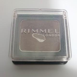 リンメル(RIMMEL)のRIMMEL Londonの★アイシャドウ ダークブラウン☆2.5g(アイシャドウ)