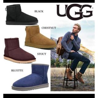 アグ(UGG)のUGG CLASSIC MINI アグ メンズ ブーツ(ブーツ)