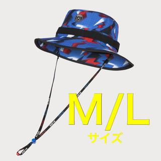 ナイキ(NIKE)の青ハット【新品】NIKE PSG JORDAN Bucket Cap 19/20(ハット)