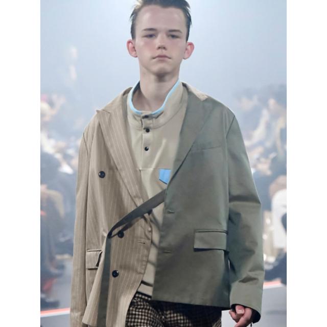 Jieda(ジエダ)のjieda 19 aw テーラードジャケット 最終値下げ メンズのジャケット/アウター(テーラードジャケット)の商品写真