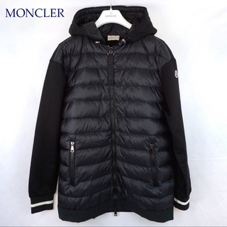 MONCLER - MONCLER ❤︎ MAGLIA ❤︎ ダウンパーカー