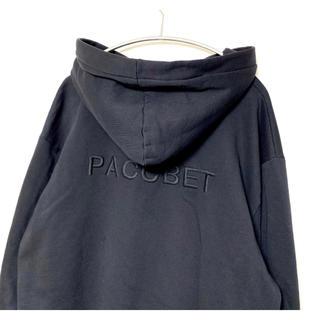 コムデギャルソン(COMME des GARCONS)のpaccbet ラスベート パーカー カニエウエスト 着(パーカー)