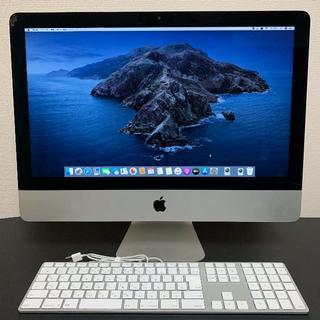 アップル(Apple)のApple iMac2015 21.5-inch アップル(デスクトップ型PC)