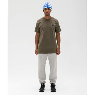 アンディフィーテッド(UNDEFEATED)のUNDEFEATEDロゴの総柄ニット帽(ニット帽/ビーニー)
